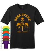 Robb Stark Game Of Thrones Mens Gildan T-Shirt New - $19.50