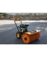 "31"" Walk Behind Forward & Reverse 196cc 6.5HP Gas Power Sweeper Lawn Gra... - $889.99"