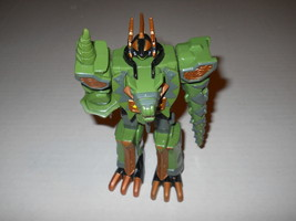"""2003 BANDAI Transformers Green 6"""" Spinning Action Figure Moving Arms & More - $14.92"""