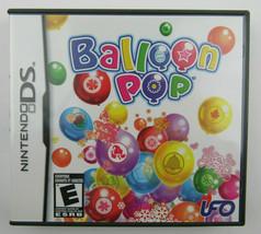 Balloon Pop (Nintendo DS, 2009) Complete - $10.95