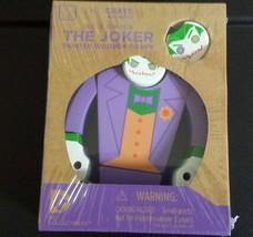 The Joker Painted Wooden Figure DC Comics August Loot Crate 2015 Villains 2 - $5.93