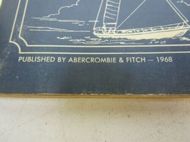 1968 Abercrombie & Fitch Big Little Book of the Crow's Nest Nautical Catalog image 2