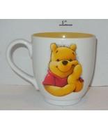 Disney Winnie the Pooh Coffee Hot Coco Mug Cup Ceramic HTF - $14.03