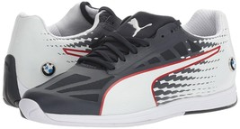 Puma Bmw Men's Premium EvoSpeed Sport Athletic Sneakers Shoes Team Blue 30588301
