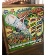 1946 Exhibit Fast Ball Pinball Machine - Needs restored. - $1,400.00