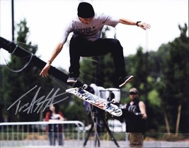 Tom Asta authentic signed skateboarding 8x10 photo W/Cert Autographed A0083 - $71.94