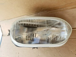 81-91 JAGUAR XJS Euro Glass Headlight Lamp Passenger Right RH image 2