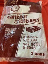 replacement Kenmore Vacuum Bags for 5041 and 5045 - $6.29