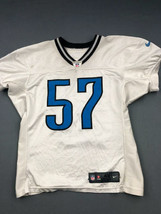 2014 Josh Bynes Practice Used Detroit Lions Nike Football Game Jersey! A... - $93.49