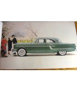1954 Packard 400 Patrician Caribbean Large Color Catalog Brochure w Env,... - $107.66