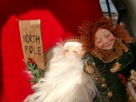 Jacqueline Kent A CHRISTMAS INVITATION Kurt S.Adler Figurine - $169.32