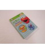 Leap Frog Sesame Street Monster Faces Tag Junior Board Book - $15.91