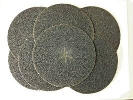 "3M 21021 5"" x 1/4"" 36 Grit Resinite Coated Surfacing Sanding Discs 10 Pack - $5.94"