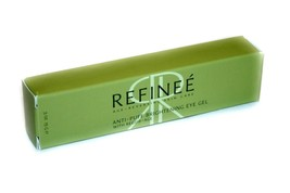 Refineé (Refinee) Anti-Puff Brightening Eye Gel with Regu-Age 0.5oz - $31.99