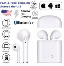 Bluetooth Earbud Headset Wireless Earphone Headphone for Samsung S8 iPho... - ₨1,250.58 INR