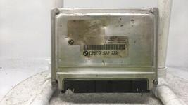 2003-2003 X5 Bmw Engine Computer Ecu Pcm Oem 7 522 222 20343 - $50.27