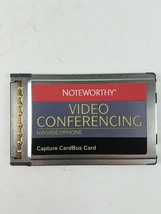 Noteworthy Video Conferencing NWVIDEOPHONE Capture Cardbus Card - $14.39