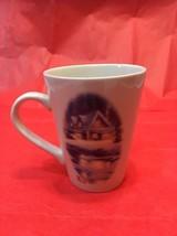 Thomas Kinkade Mug, Deer Creek Cottage 1995 - $23.38