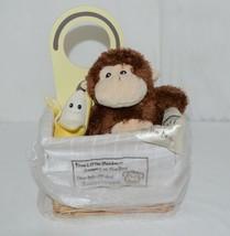 Baby Aspen Five Little Monkeys 5 Piece Gift Set BA11013NA image 2