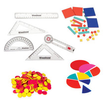 Math in Focus Singapore Math Grade 6 Hand2Mind 288 Pc Student Kit Homesc... - $19.75