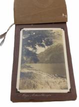 Antique Photo Book Album Boy Scouts 1914 Hotel Bellavista Chile Argentina image 3