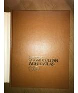 COSMOPOLITAN WORLD ATLAS By Rand Mcnally - Hardcover - $40.99