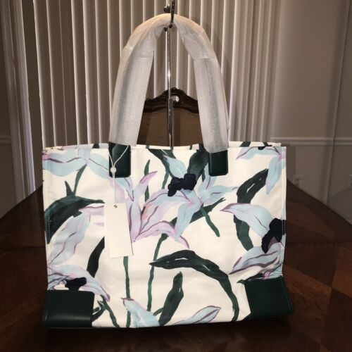 NWT Tory Burch Ella Tote in Desert Bloom pigment image 2