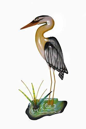 "Tropical Nautical Dolphin Wood Carving Statue Island Decor,Tiki Bar 20/"" tall"