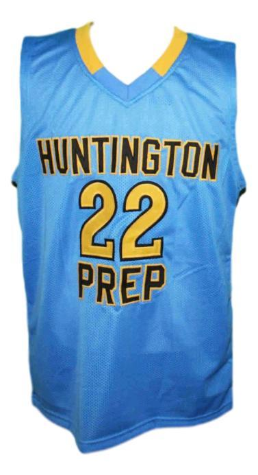 Andrew wiggins  22 huntington prep basketball jersey blue   1