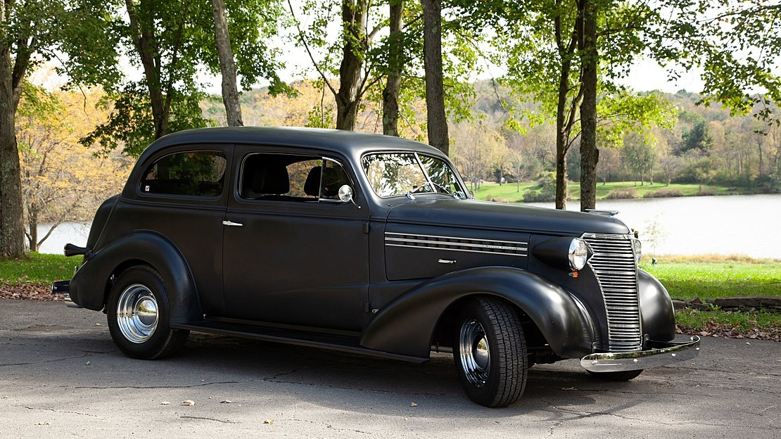 1938 Chevrolet Master Deluxe for sale in Clarks Summit, Pennsylvania 18411-2048