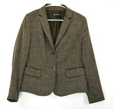 7th Avenue Suiting New York & Company Women's 10 Tweed Style Blazer Jack... - $23.99