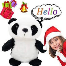 SINYUM Upgrade Newest Talking Panda - Repeats What You Say With Cute Voice - El - $28.99
