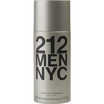 Carolina Herrera Deodorant Spray 5 Oz For Men  - $30.25