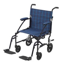 Drive Medical Fly Lite Ultra Transport Wheelchair Black - $158.75