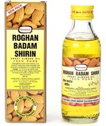 Hamdard Roghan Badam Shirin Sweet Almond Oil - 100 ml (Pack of 2) - $31.64