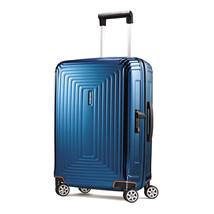 "Samsonite NeoPulse 20"" Spinner Luggage Metallic Blue 74416-1541 - $279.99"