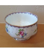 Royal Albert Petit Point Mini Open Sugar Bowl Needlepoint Design Floral ... - $9.49
