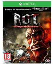 Attack On Titan (A.O.T) Wings Of Freedom  (Xbox One) - $39.99