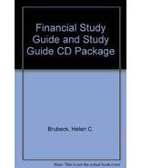 Financial Study Guide and Study Guide CD Package Brubeck, Helen C. and M... - $89.09
