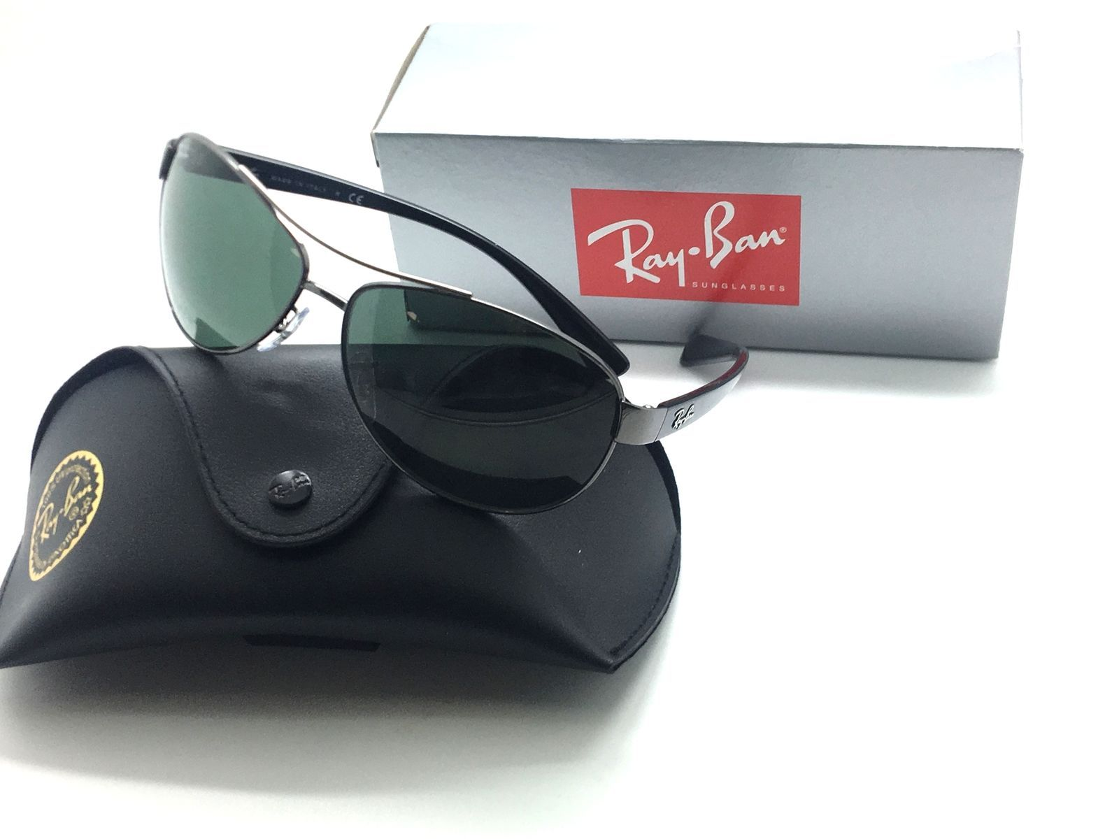 a68063b1c7 Rayban Sunglasses RB3386 004/71 63mm and 50 similar items