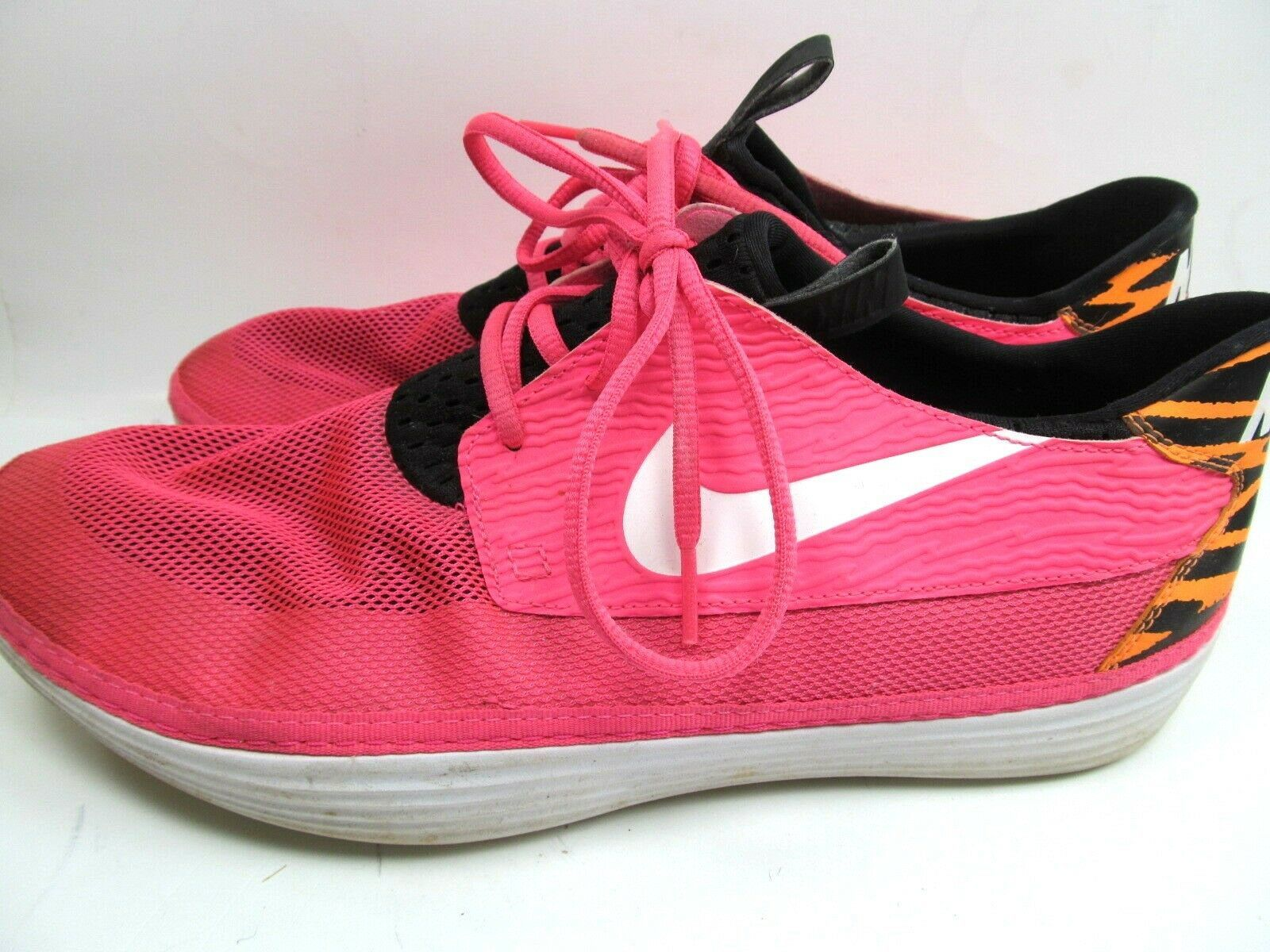 Nike Solarsoft Athletic Sneakers Mens Shoes Foam Footbed Size 13