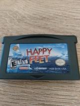 Nintendo Game Boy Advance GBA Happy Feet image 2