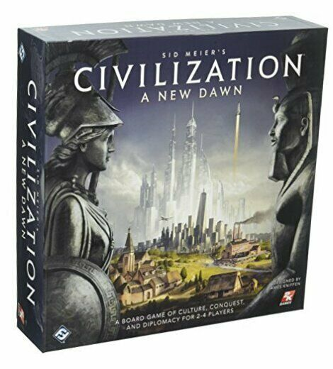 Primary image for Sid Meier's Civilization - A New Dawn