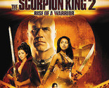 The Scorpion King 2: Rise of a Warrior (Blu-ray Disc, 2008) - NEW