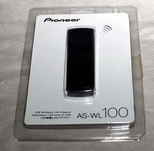 Pioneer AS-WL100 Wireless Usb Adapter Adapter - $50.00