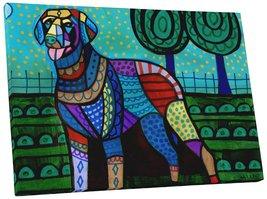 "Pingo World 0413Q3KEZ4S ""Heather Galler Curly Retriever Dog"" Gallery Wra... - $53.41"