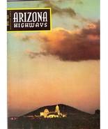 ARIZONA HIGHWAYS - 1954 April - $10.99