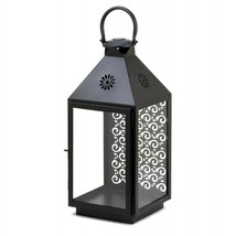 Large Iron Candle Lantern - $19.10