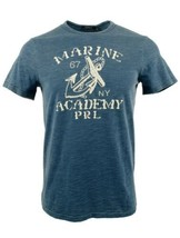 Polo Ralph Lauren P93 Marines Academy Insprired Embroidered Shirt Mens M... - $73.50