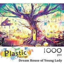 Ingooood - Jigsaw Puzzle 1000 Pieces- Dream House of Young Lady- IG-0509- Entert image 12